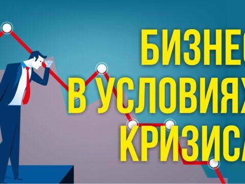 Бизнес в условиях кризиса. Как выжить и вырастить бизнес в условиях кризиса! Евгений Гришечкин