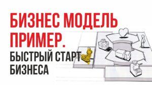 Бизнес модель пример. Быстрый старт бизнеса до 500 000 рублей в месяц! Евгений Гришечкин